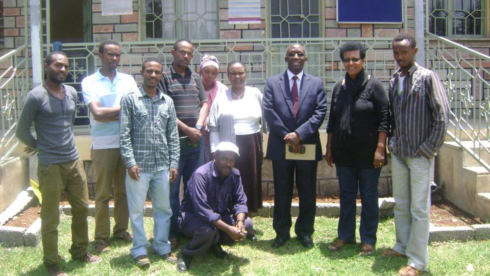 hospice ethiopia team